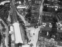 1935, Alkotás utca a Nagyenyed utcánál, 12. és 1. kerület