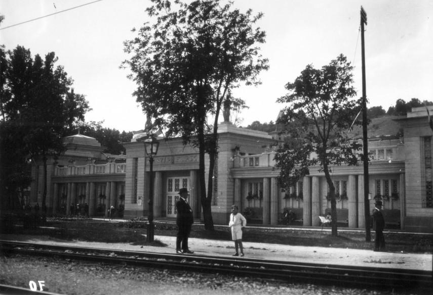 1935, Újlaki rakpart (Árpád fejedelem útja), 2. kerület