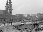 1952, Batthyányi tér, 1. kerület