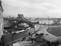 1949, Clark Ádám tér, 1. kerület