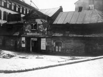 1914, Török utca és a Zsigmond utca (Frankel Leó út) találkozása, 2. kerület