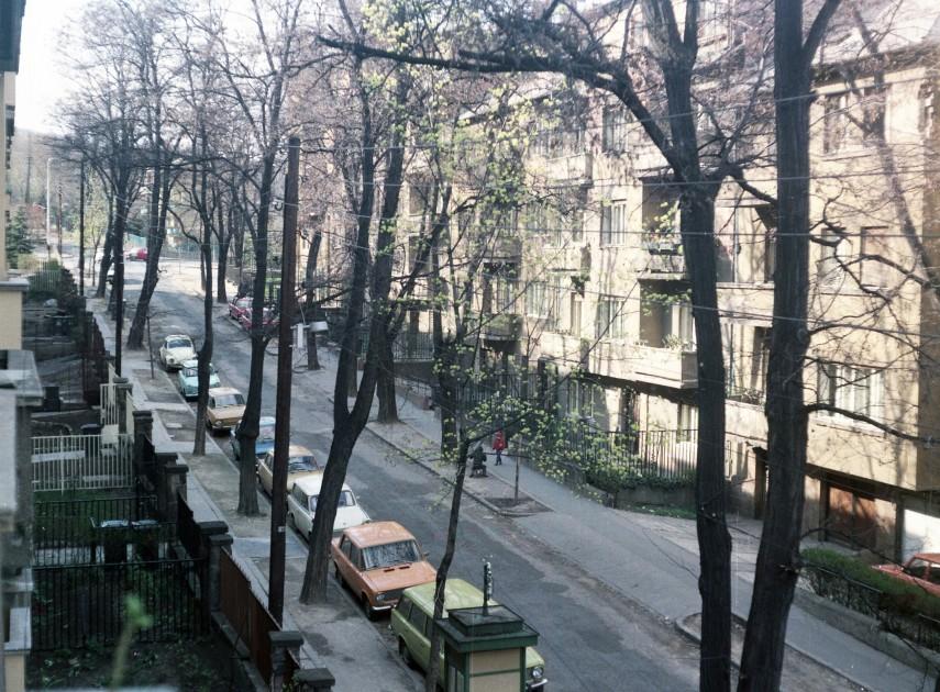 1980, Hollósy Simon utca, 12. kerület
