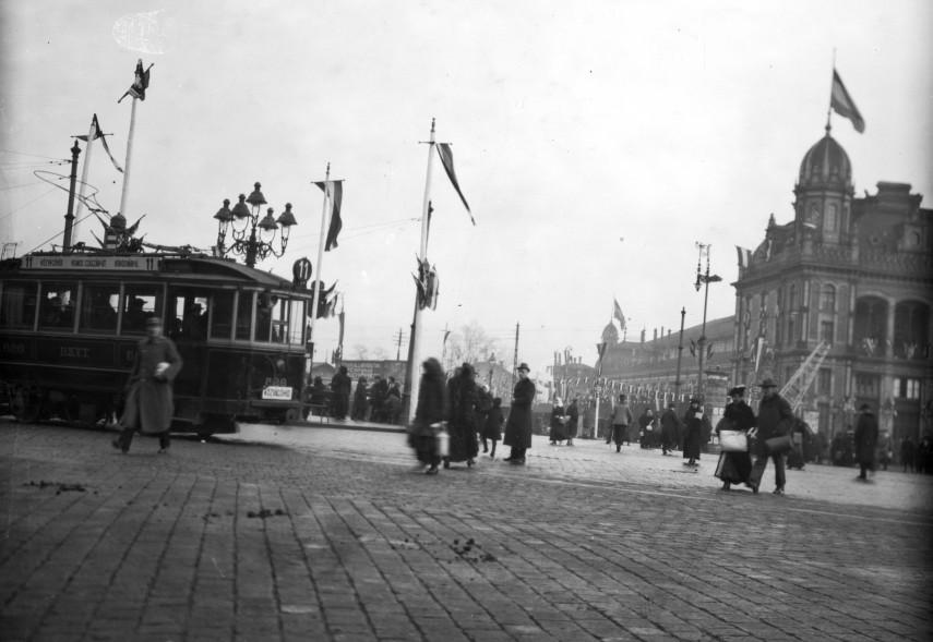 1916, Berlini (Nyugati) tér, 6. kerület