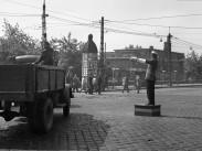 1965, Könyves Kálmán körút - Üllői út kereszteződés, 9. kerület
