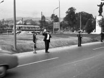 1966, Balatoni út (M1-M7 autópálya) kifelé vezető szakasza, 11. kerület