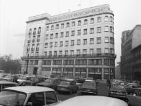 1982, Deák Ferenc utca, a Budapesti Rendőr-főkapitányság épülete, 5. kerület