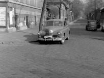 1961, Benyovszky Móricz utca a Bláthy Ottó utcánál, 8. kerület