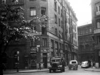 1965, Bajcsy-Zsilinszky út a Révay köznél, 6. kerület