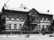 1965, Üllői út a Bókay János utcánál, 8. kerület