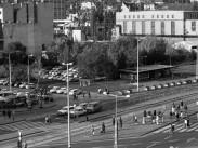 1990, Széna tér, 2. kerület