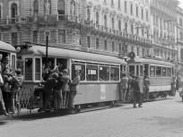 1954, Nagykörút - József körút a Rákóczi útnál, 8. kerület