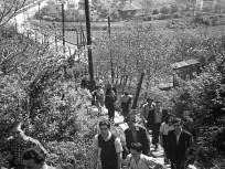 1944, Lidérc lépcső az Ördögszikla köz felől, 12. kerület