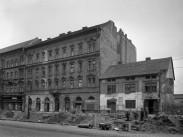 1953, Baross utca a Lujza utca és a Dobozi utca között