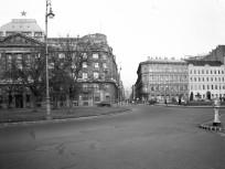 1960, Roosevelt (Széchenyi ) tér, 5. kerület