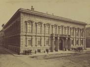 1870-es évek , Eszterházy utca (Pollack Mihály tér), 8. kerület