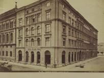1880-as évek, Arany János utca, 4. (1950-től 5.) kerület
