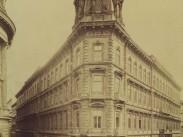 1880 táján, Reáltanoda utca, 5. kerület