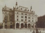 1880-as évek, Sugár (Andrássy) út, 6. kerület