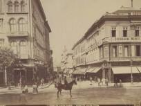 1895 táján, Kossuth Lajos utca, 5. kerület