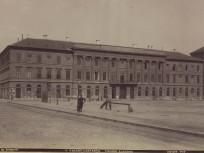 1890-es évek, Honvéd utca, 4. (1950-től 5.) kerület