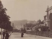 1890-es évek, Várkert rakpart (Ybl Miklós tér), 1. kerület
