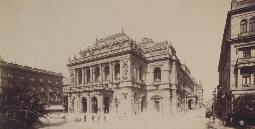 1898, Andrássy út, 6. kerület