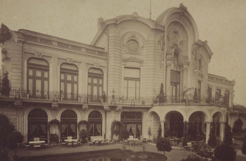 1895 után Stefánia út, 14. kerület
