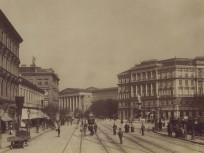 1900 táján, Calvin (Kálvin) tér, 8. és(1950-től) 5. kerület
