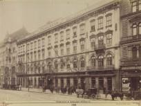 1900 táján, Kerepesi (Rákóczi) út, 8. kerület