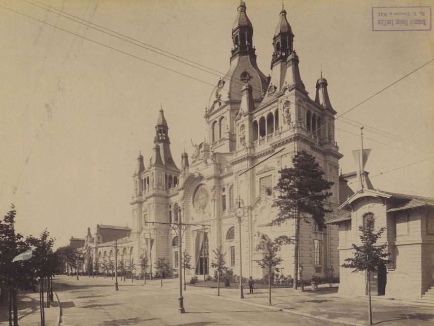 1896, Városligeti körút, 14. kerület
