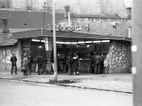 1976, Dagály utca - Váci út sarok, 13. kerület
