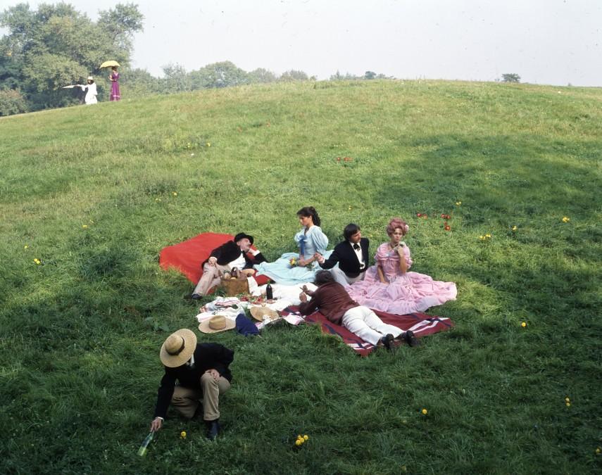1979, Városliget, Királydomb (Szánkódomb)