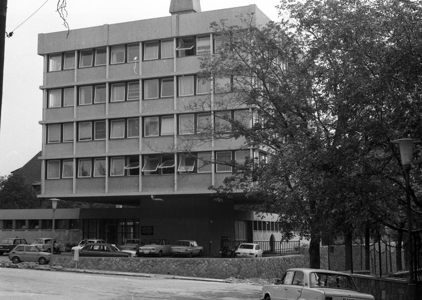 1975, Szemlőhegy utca az Ady Endre utcánál, 2. kerület