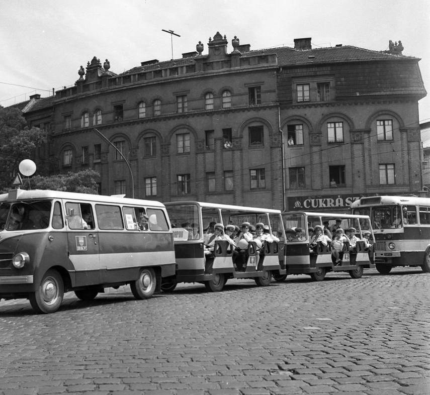 1969, Marx (Nyugati) tér, 6. kerület