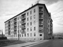 1953, Budafoki út a Schönherz Zoltán (Október huszonharmadika) utca, 11. kerület