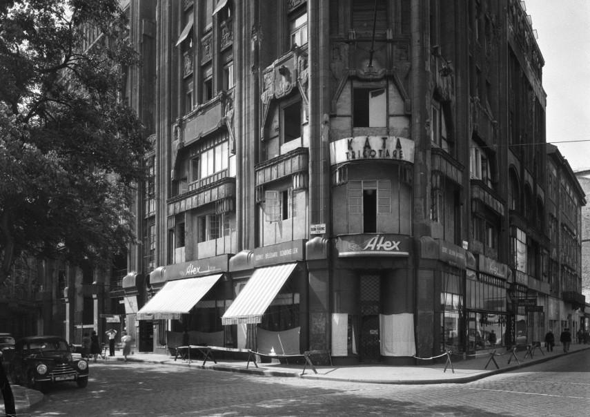 1952, Deák Ferenc tér, 5. kerület