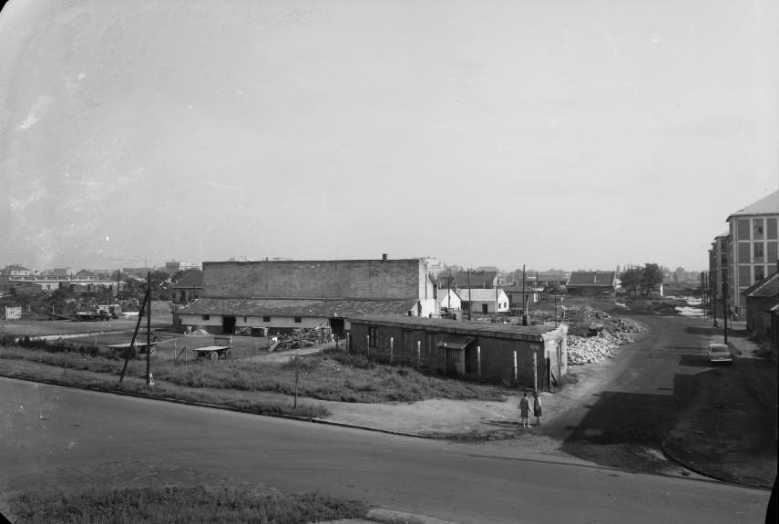 1963, Mogyoródi út - Mexikói út kereszteződés, 14. kerület