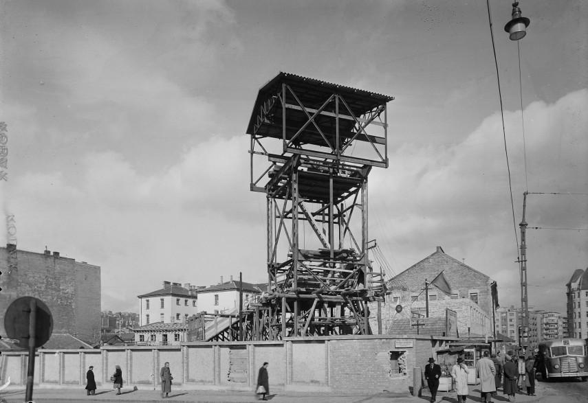 1952, Mártírok útja (Margit körút), 2. kerület