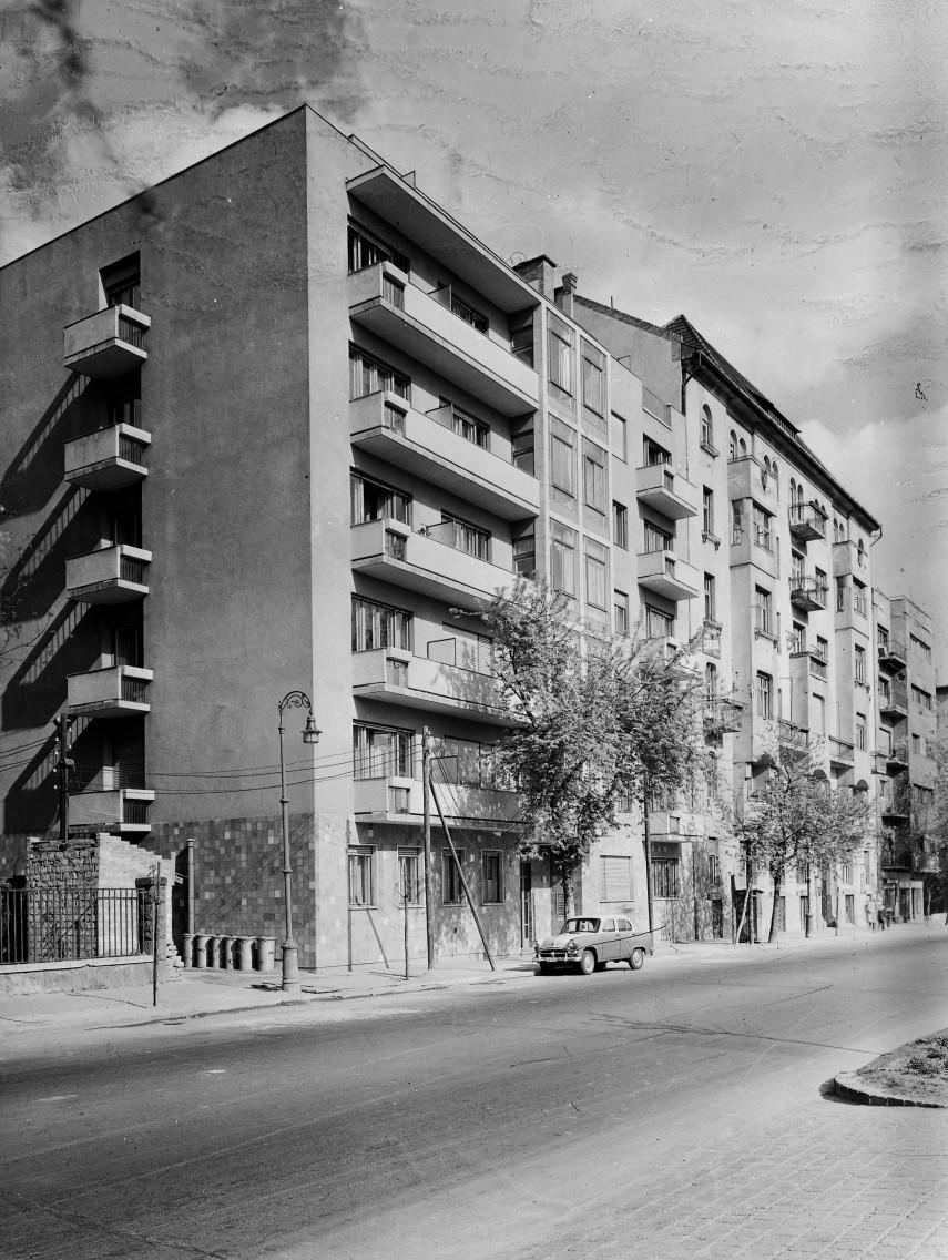 1960, Attila út, 1. kerület