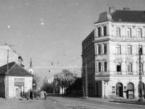 1960, Zsigmond tér a Bécsi út - Ürömi utca elágazásánál, 2. kerület