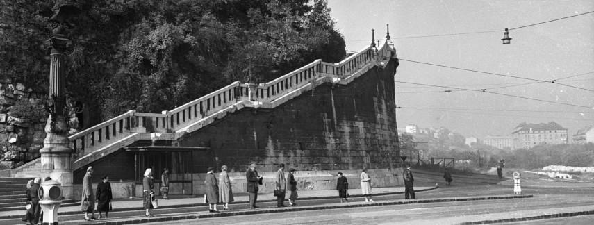 1962, Döbrentei tér, 1. kerület