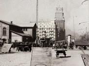 1942, Teleki László tér, 8. kerület