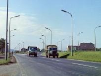 1968, a Balatoni út és az M1-M7 bevezető szakasza, 11. kerület