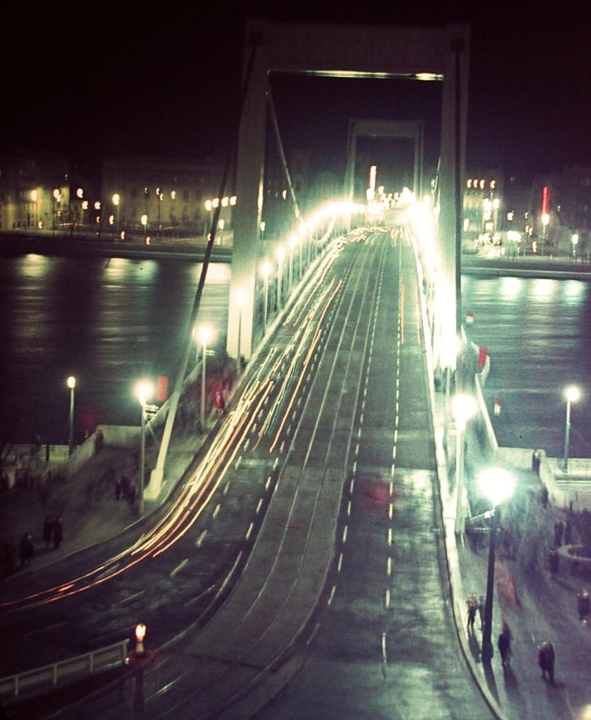 1970, Erzsébet híd, 5. kerület