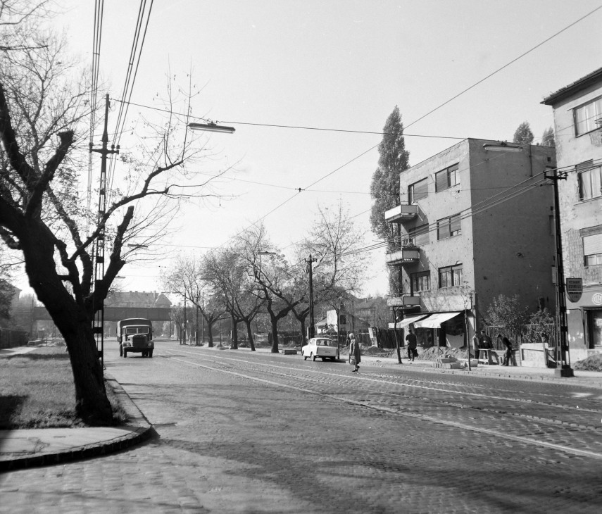 1968, Thököly út, 14. kerület