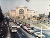 1970-es évek eleje, Baross tér, 8. és 7. kerület