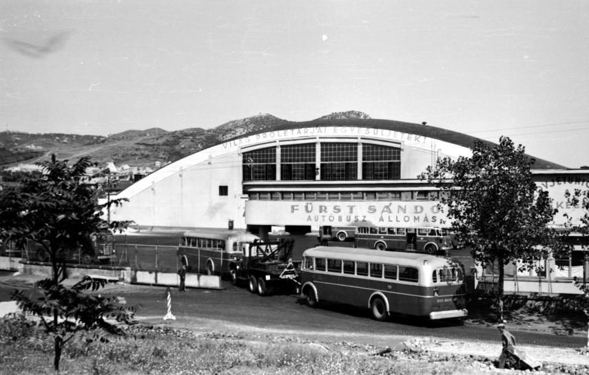 1950-es évek, Hamzsabégi út, 11. kerület