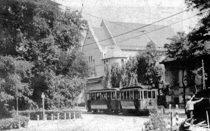 1930-as évek, Ajtósi Dürer sor és a Hermina út sarka, 14. kerület