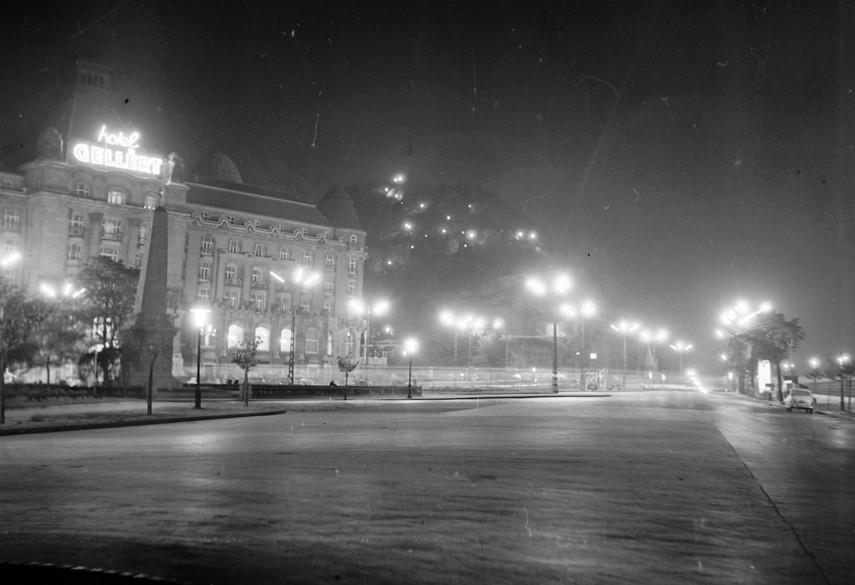 1965, Szent Gellért tér, 11. kerület