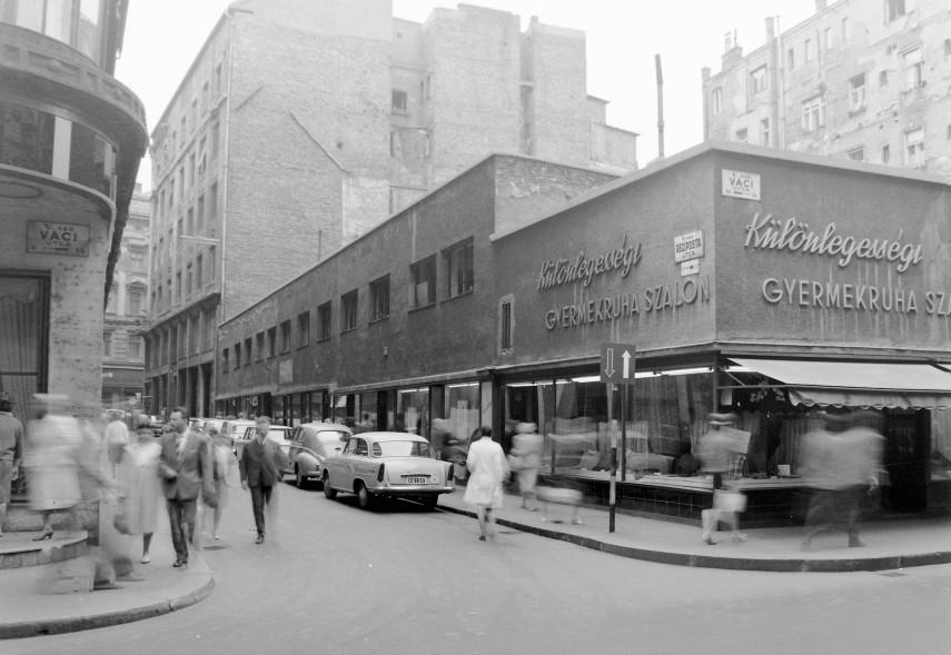 1963, Régi posta utca, 5. kerület